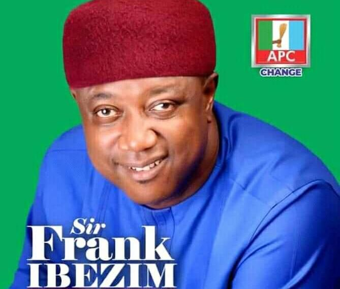 JUST IN: Frank Ibezim Sworn-In As Imo North Senator