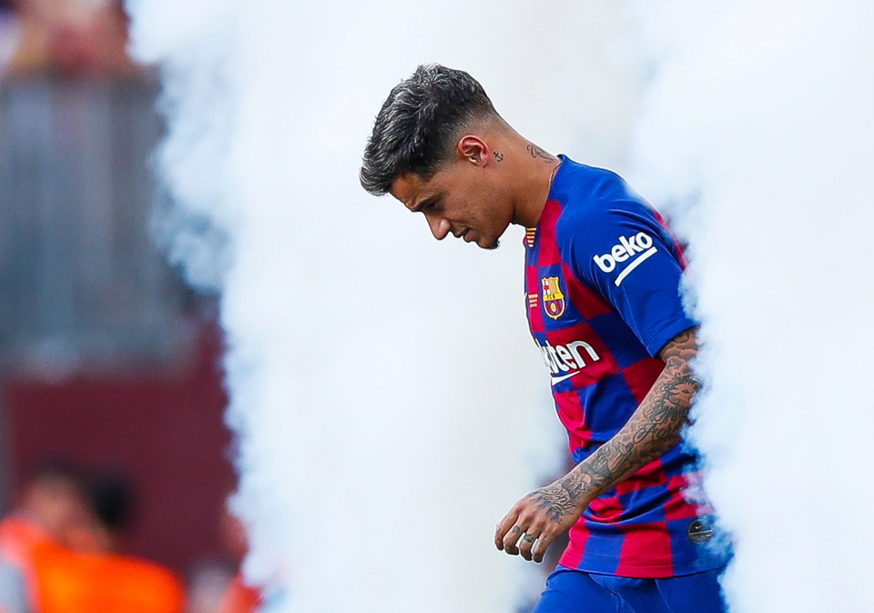 Coutinho And 13 Other Players To Leave Barcelona This Summer