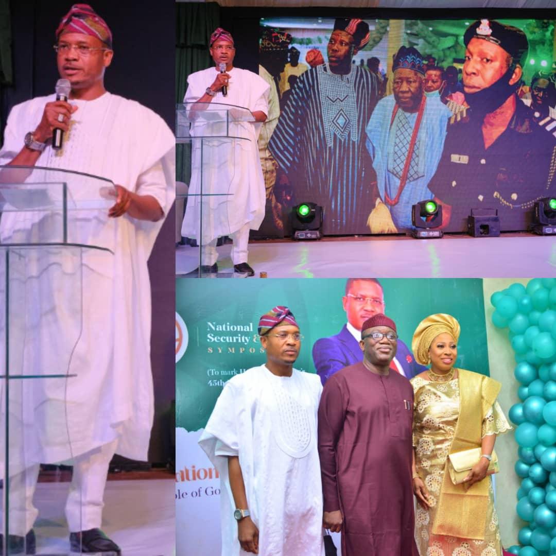 Fayemi, Sanwo-Olu, Amosun And Others Celebrate Shina Peller As Exemplary Leader At 45