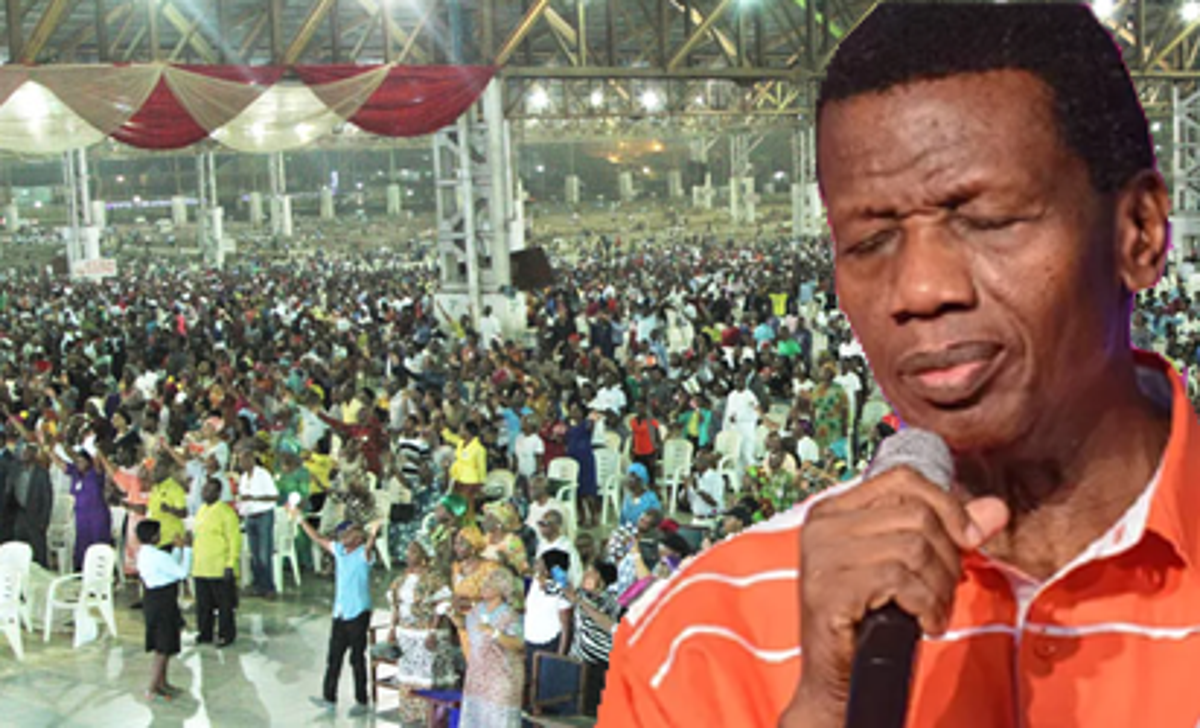 DARE ADEBOYE: Read What Pastor Adeboye Begs God For After Son's Death